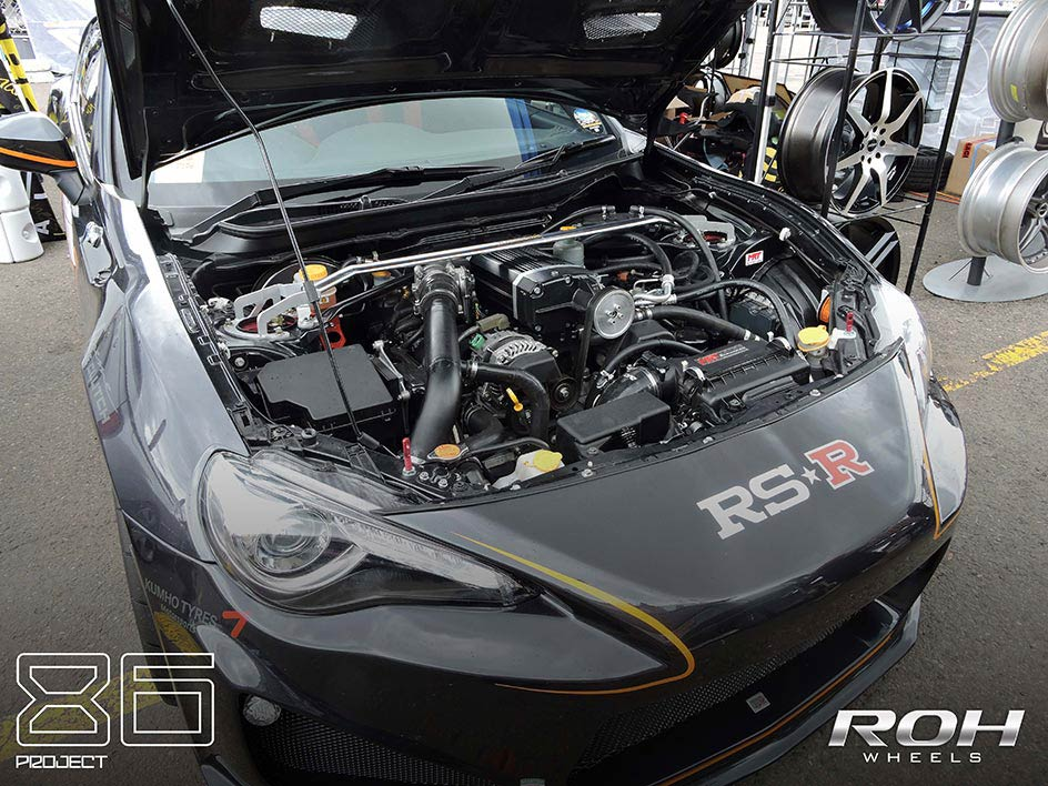 ROH 86 Project Engine