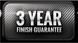 3 Year Finish Guarantee Icon