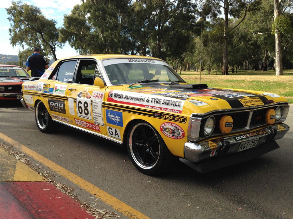 2014 Australian Muscle Car Challenge
