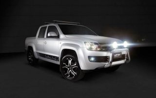Lightforce Ute with Prowler