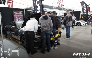 Interest in ROH 86 Project at MotorEx 2014