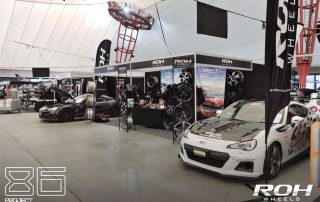 ROH 86 Project at MotorEx 2014