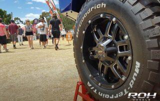 4x4 wheel Patriot