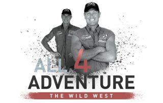 All 4 Adventure Series 8 logo