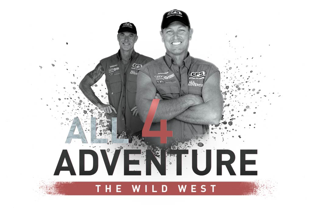 All 4 Adventure Series 8 logo