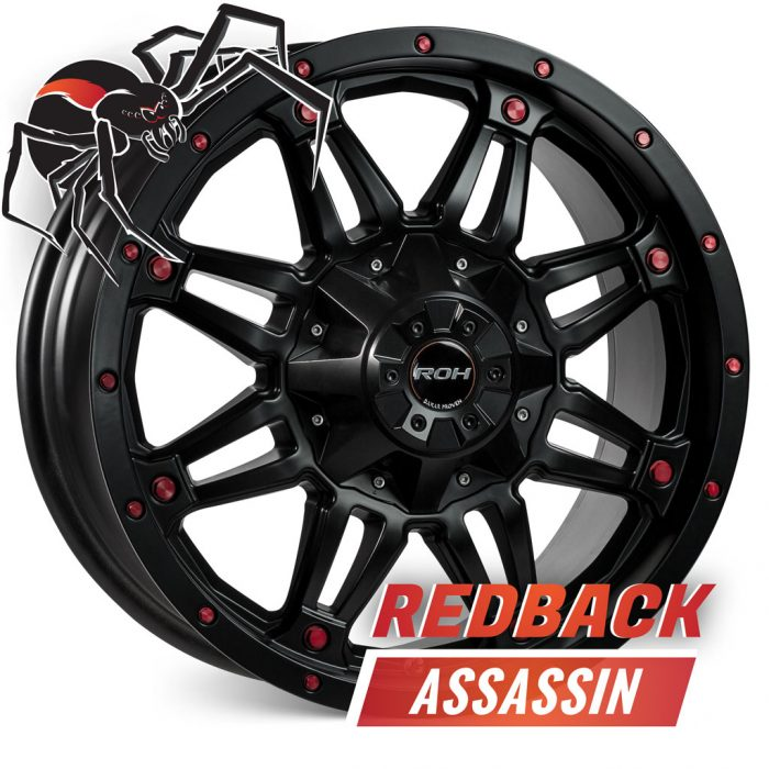 Redback Assassin