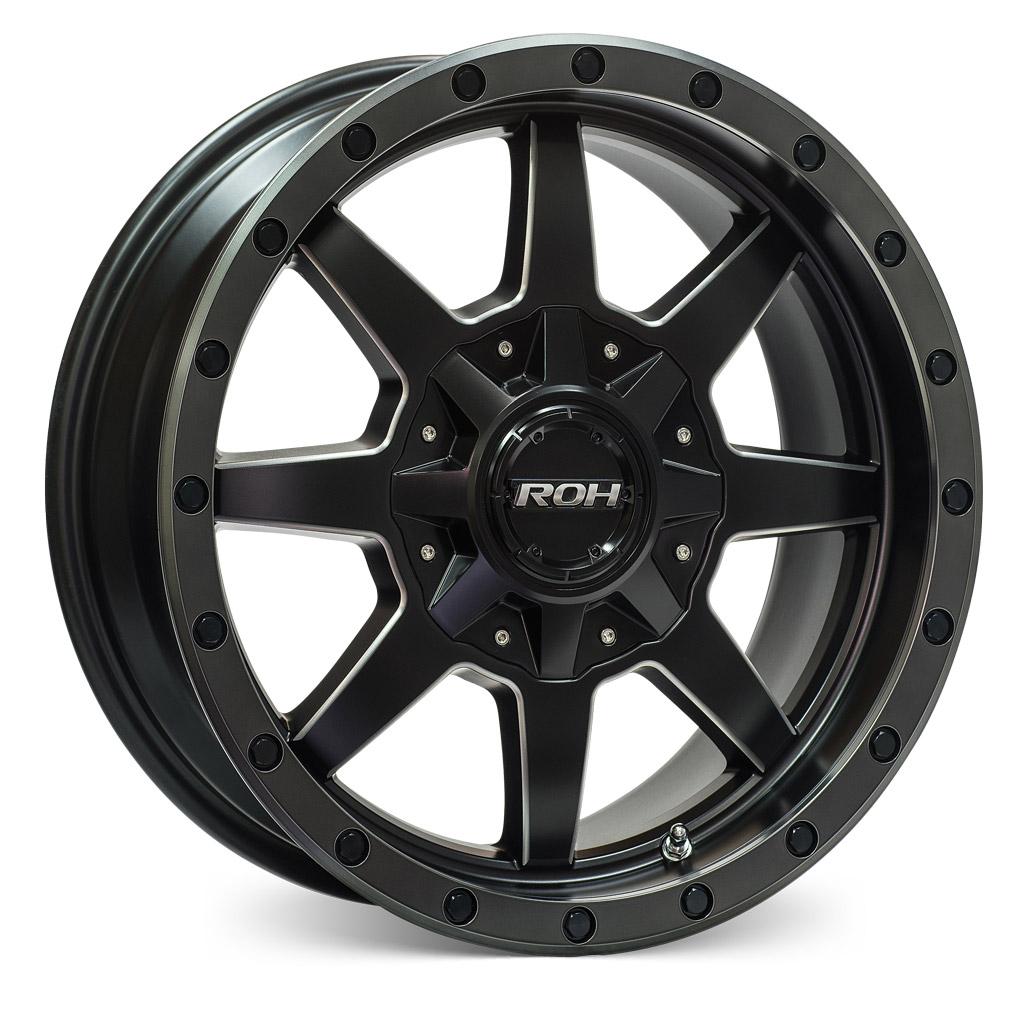 ROH Beadlock 4x4 wheel