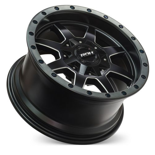 ROH Beadlock 4x4 wheel with concave