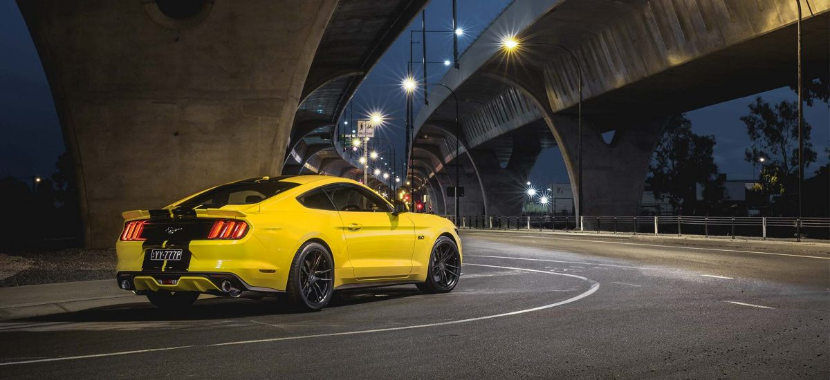 Mustang, RF2