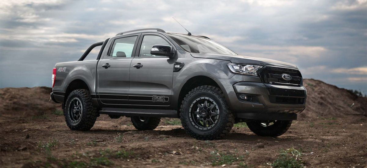 Ford Ranger wheels