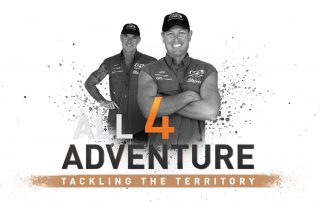 All 4 Adventure Series 9 logo