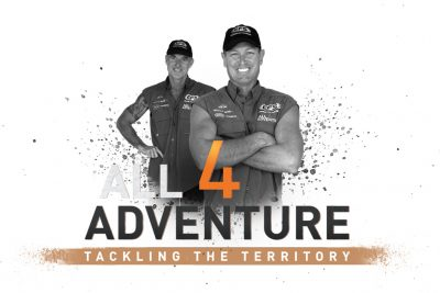 All 4 Adventure Series 9 logo