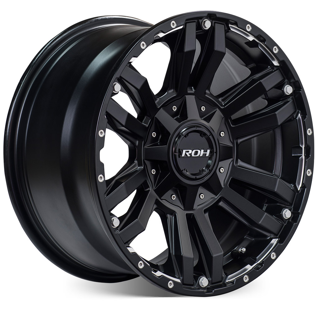 ROH vapour 4x4 wheel with more angle