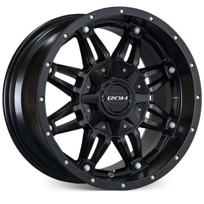Assassin alloy wheel