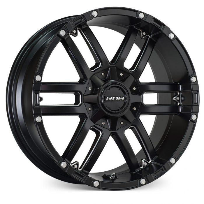 Patriot alloy wheel