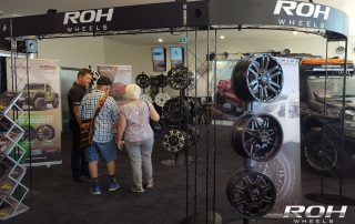 ROH stand off road wheels