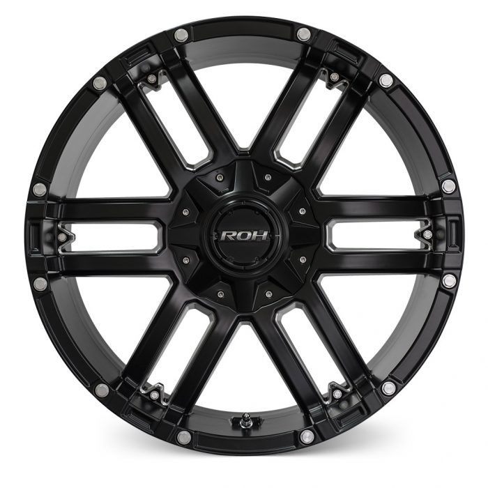 Patriot alloy wheel Flat cap
