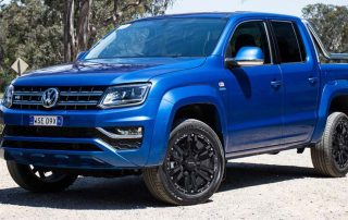 VW Amarok Vapour 4x4 alloy wheel