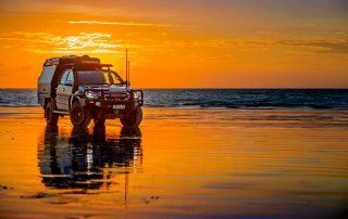 Steel wheels 4WD Touring DMAX sunset