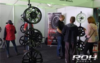 4x4 Steel Wheels at the ROH stand Sydney 2018