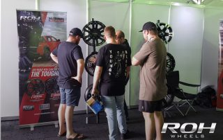 4x4 Rims at the ROH stand Sydney 2018