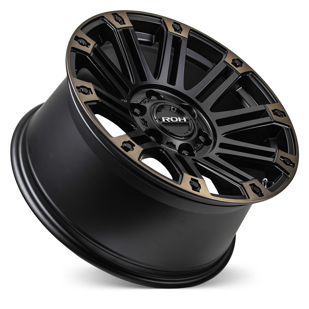 ROH Hostile 4x4 wheel concave