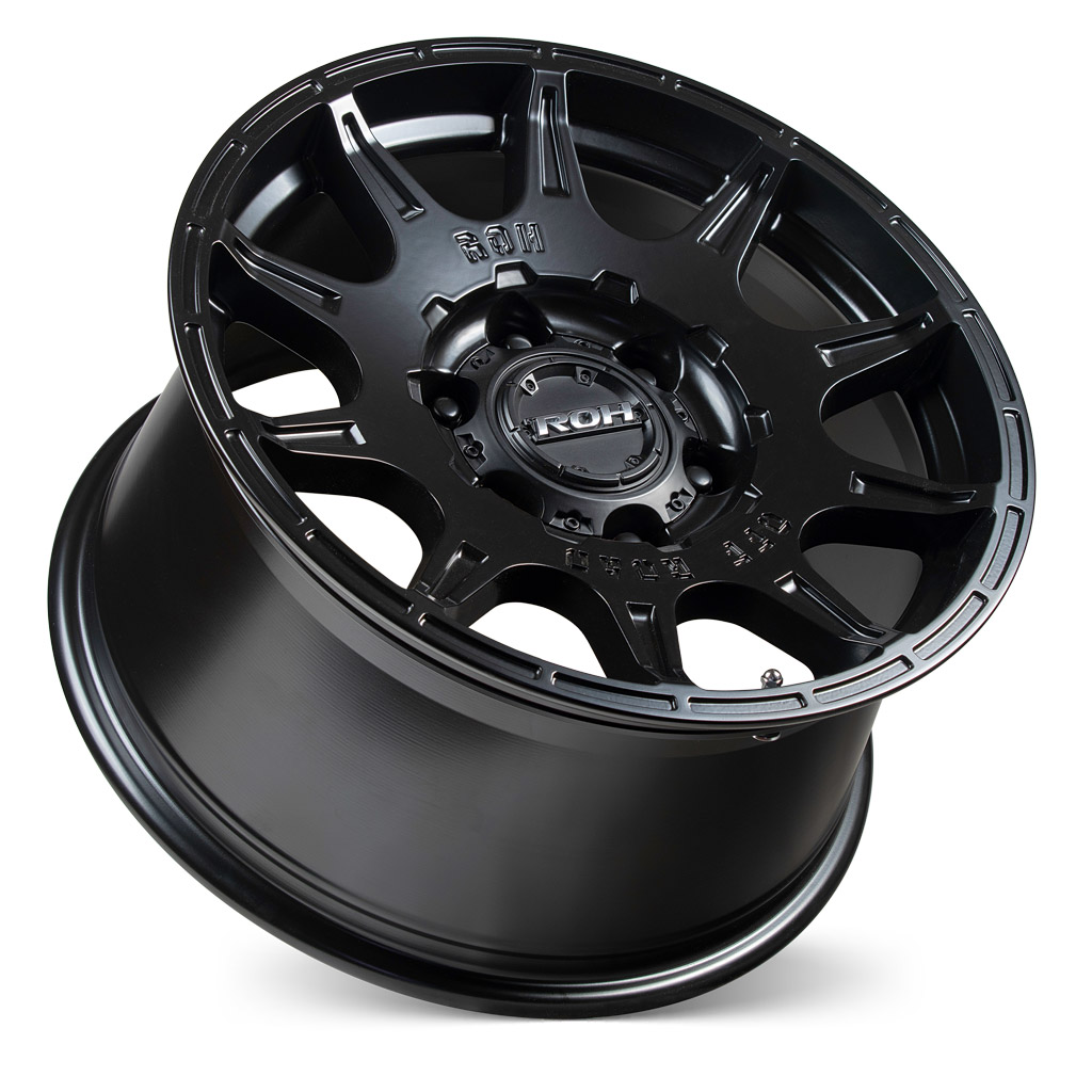 ROH Invader 4x4 wheel concave