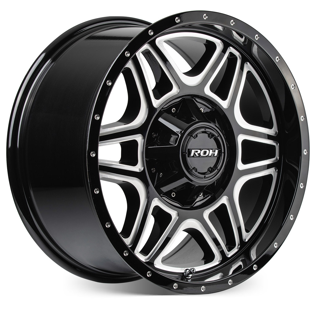 ROH Maverick 4WD wheel with more Angle