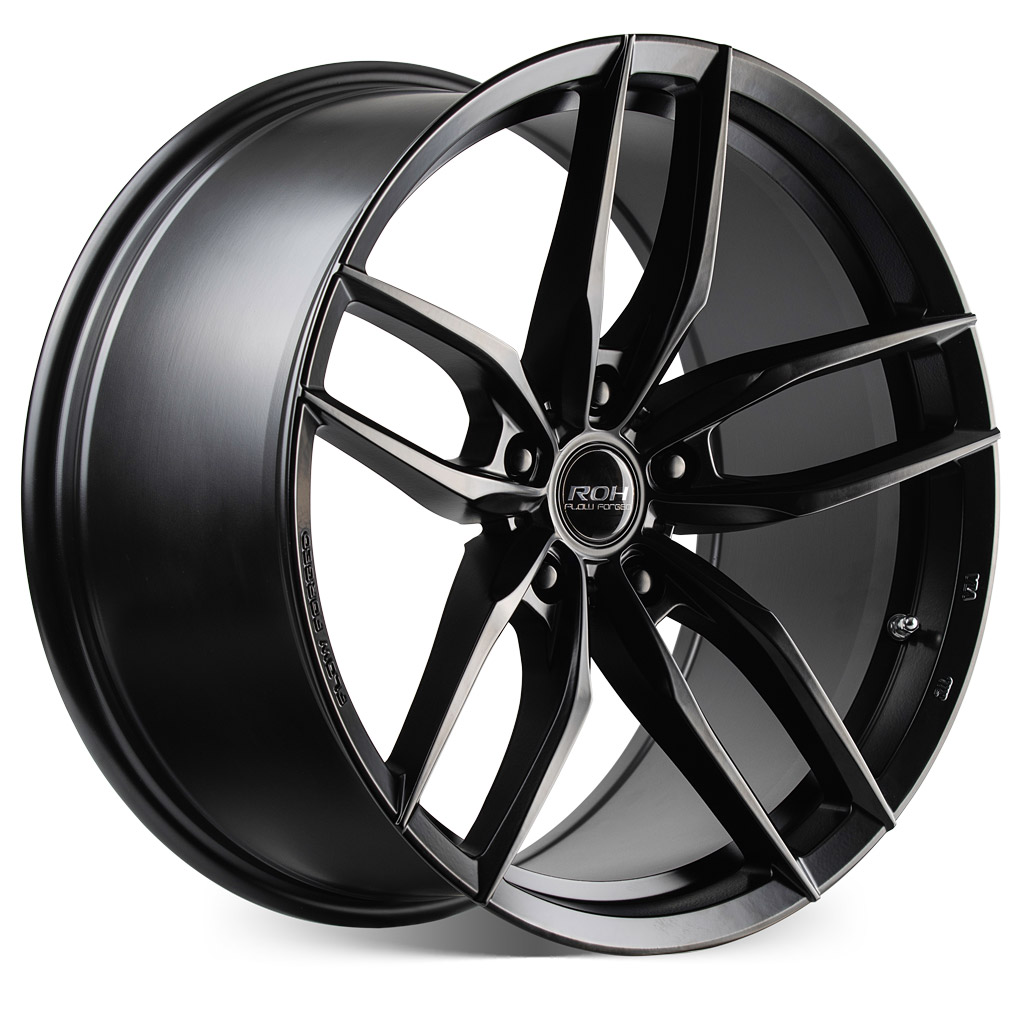 ROH RF3 alloy wheel with more Angle