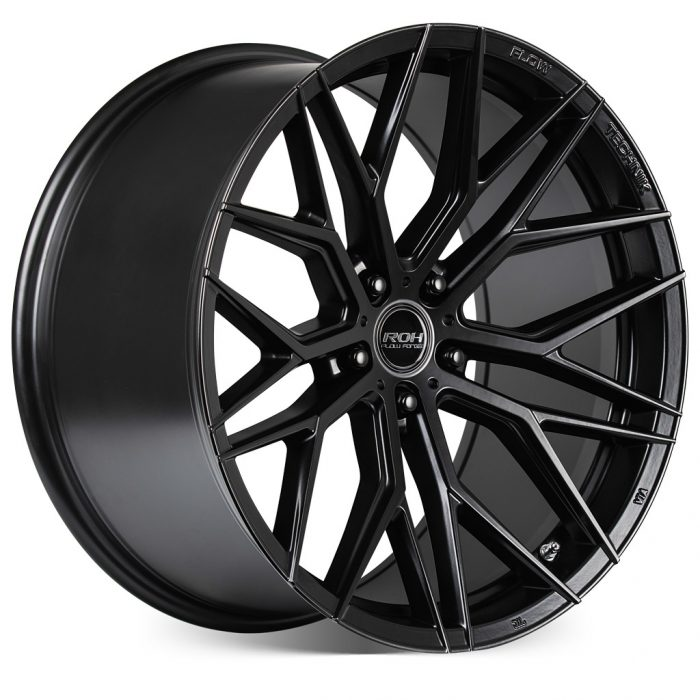 ROH RF4 alloy wheel with more Angle