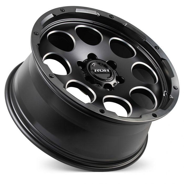 ROH Sniper 4x4 wheel concave