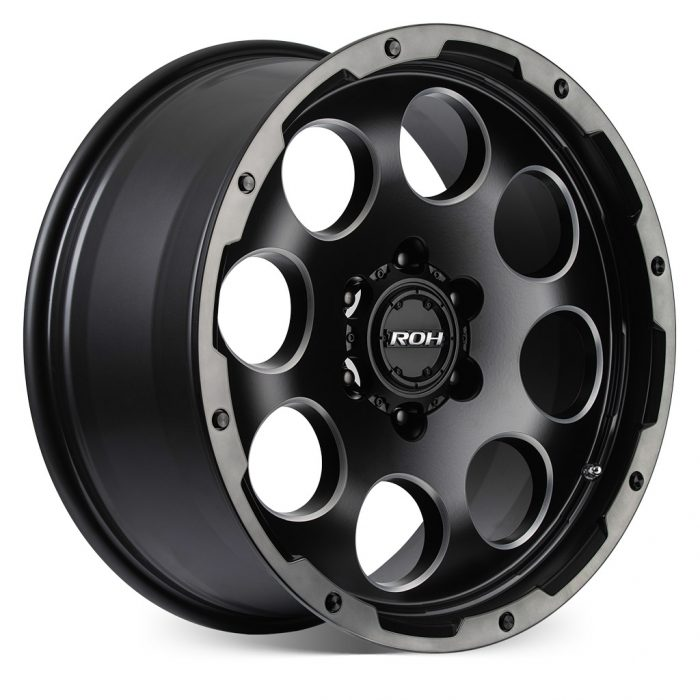 ROH Sniper 4WD wheel with more Angle