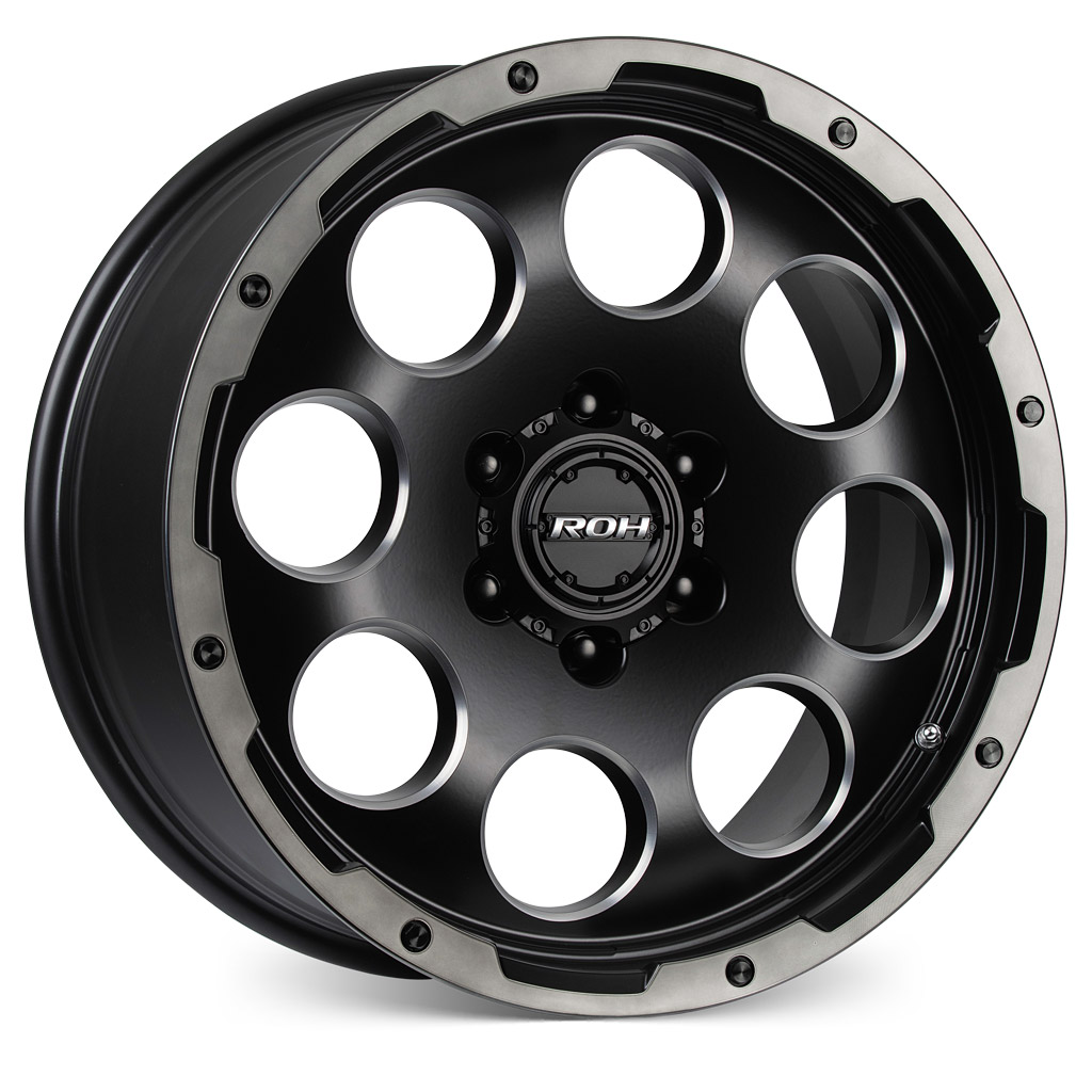 ROH Sniper off-road wheel