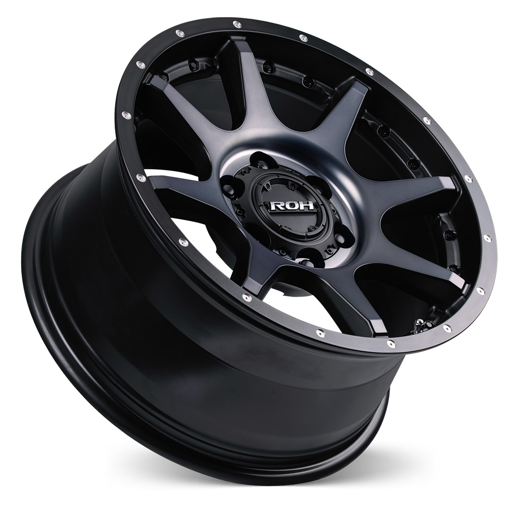 ROH Trophy 4x4 wheel concave