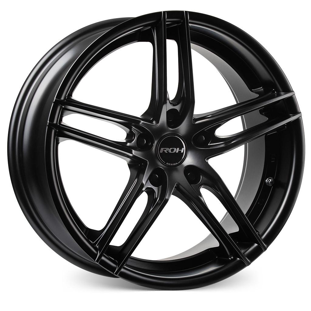 ROH Monaco black alloy rim