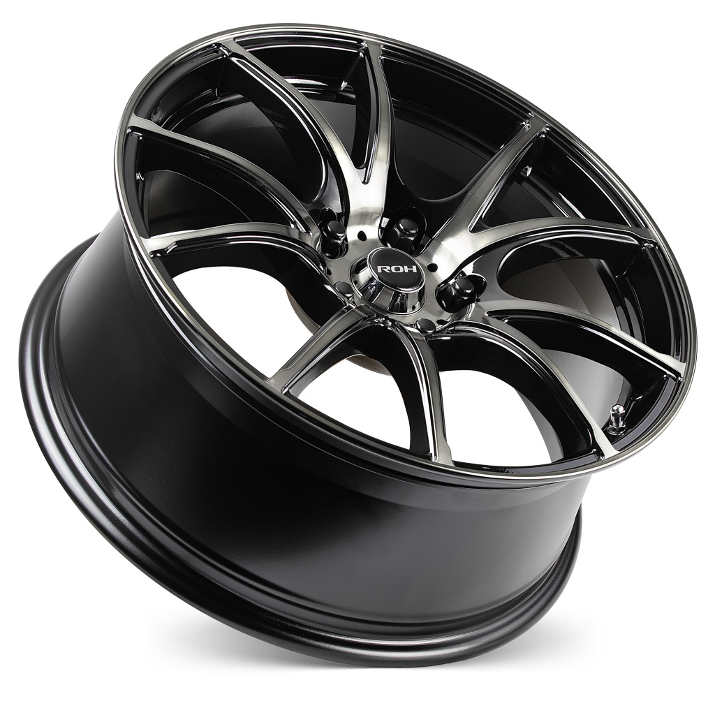 ROH SprintR mag wheel with concave