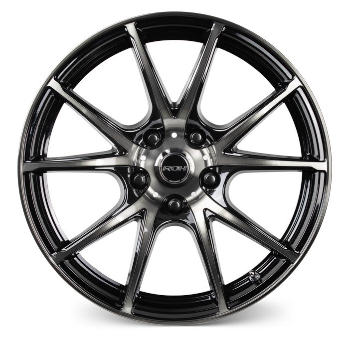 ROH SprintR alloy wheel front view
