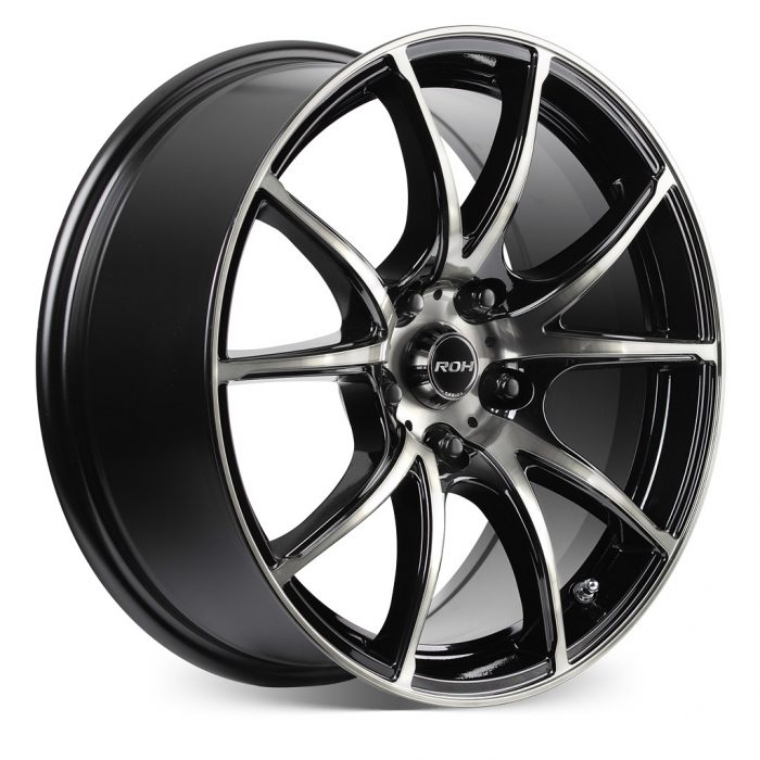 ROH SprintR alloy wheel with more Angle