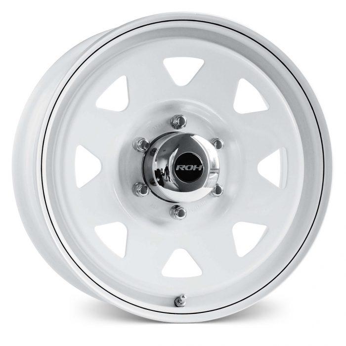 Sunraysia Steel Wheel ROH Trak 2
