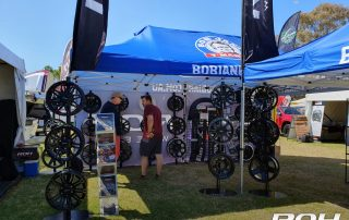 Perth 4x4 show ROH Stand