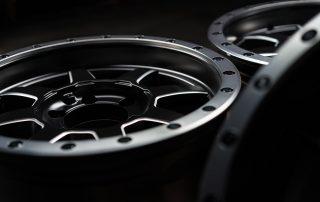 ROH 4x4 Beadlock wheel detail