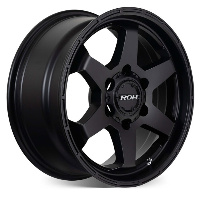 Torque black light commercial wheel on more angle