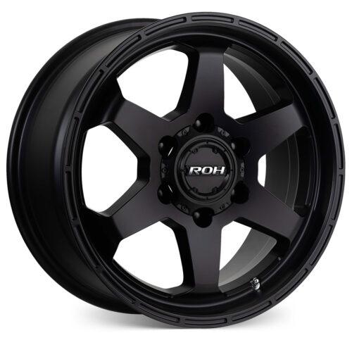 Torque black light commercial wheel