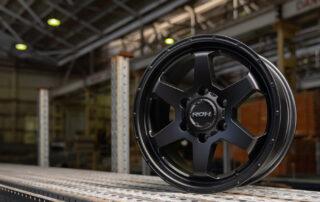 Torque wheel hero shot