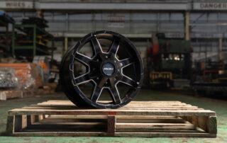 Rhino Wheel in Warehouse